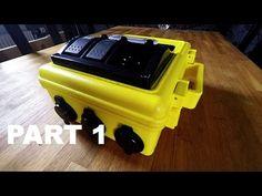 Kayak - DIY Battery Box Mini - Part 2 - YouTube
