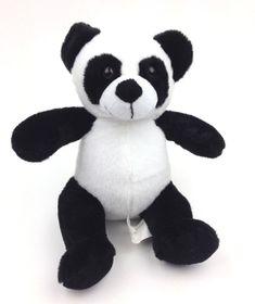"Panda Bear Plush Stuffed Animal 10"""
