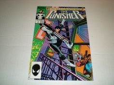 The Punisher 1, (1987), Marvel Comics  B02 by HeroesRealm on Etsy