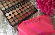MAKEUP REVOLUTION Resurrection FLAWLESS 3 EYESHADOW PALETTE 32 Colour NAKED NUDE in Health & Beauty, Make-Up, Eyes | eBay!