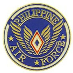"Philippine Air Force Pin 1"" by FindingKing. $8.99. This is a new Philippine Air Force Pin 1"""