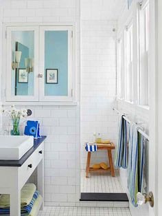 Freshen a tiled surface with our simple steps explaining how to paint grout.