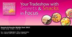 Sweets & Snacks Middle East 2013  두바이 중동 스위트 스낵 전