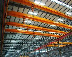 Ellsen high quality 3 ton overhead crane for sale