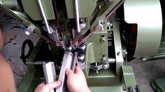Dual Head Auto Feed Riveting Machine Distance Adjustable