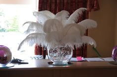 169 best feather centerpieces images in 2019 centerpieces rh pinterest com