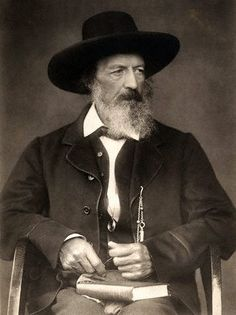 Lord Alfred Tennyson (1809 ~ 1892) Poet Laureate of Great Britain and Ireland.