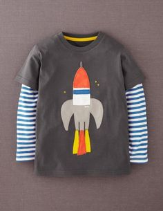 I've spotted this @BodenClothing Big Vehicle T-shirt Steel/Rocket
