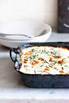 Rosemary Chicken Lasagna | 20 Recipes That Won Pinterest In 2013