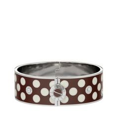 Henri Bendel Hot for Dots Medium Bangle