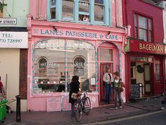 cutest bakery in brighton