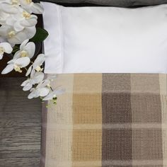 All Season Thermal Plaid Cotton Blanket