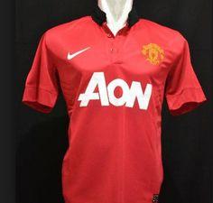 8a4a5a9a3c5 Jual Jersey Manchester United Home 2014 Grade Original