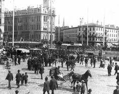 Clinton Square 1890
