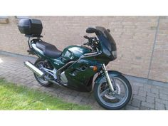 Kawasaki ER5, 1997  -  My bike :-)