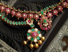 South indian jewellery..