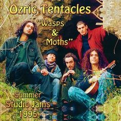 Ozric Tentacles - Wasps & Moths (File, MP3)