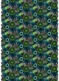 Fabric: Pieni Siirtolapuutarha heavyweight cotton fabric | Marimekko