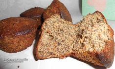 Karácsonyi gluténmentes muffin - 30 perc alatt, tejmentesen