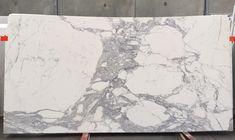 Calacatta Statuario Marble, honed, block no 1253. Available at Marable Slab House in Sydney #marable #marble #calacatta