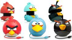 "Gear4 Angry Birds Mini Speakers - Τα ""θυμωμένα"" μικρά"