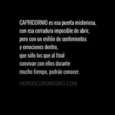 #capricornio Capricorn Description, Capricorn Personality Traits, Me Quotes, Qoutes, Zodiac Signs Capricorn, Zodiac Society, Introvert, Horoscope, Tarot