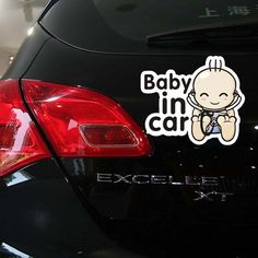 "A new ""Baby in car"" is coming."