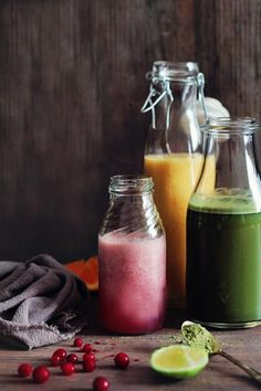 3 Homemade Energy Drink Recipes | HelloNatural.co