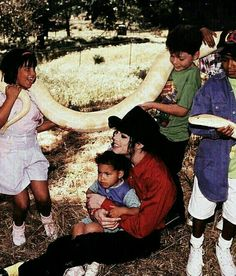 Michael Jackson, Neverland, Dangerous Era
