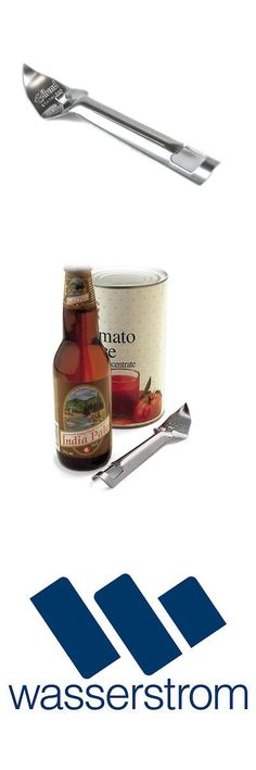 Edlund 50SS Stainless Steel King Size Can Punch//Bottle Opener