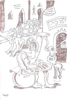 I would like a coffee please by Sorazal999.deviantart.com on @deviantART