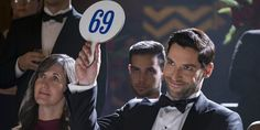 Lucifer successfully makes the jump from Fox to Netflix, giving fans the season they deserve. If you're not a fan already, now is the time to start watching! Tom Ellis, Lesley Ann Brandt, Lauren German, Jeff Bridges, Netflix Releases, Netflix Series, Aladdin, Hd Movies, Movies To Watch