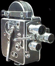 Have a crazy softspot for vintage cameras, and this is my favourite