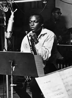 """Do not fear mistakes. There are none."" Miles Davis """