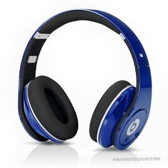 Beats by Dr Dre Studio Limited Edition Color Headphone Blue