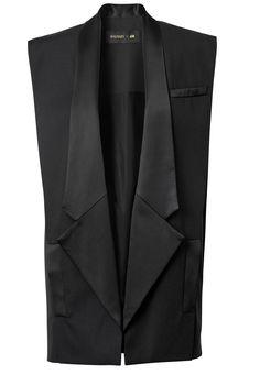 Balmain x H&M vest, $129 Photo: H&M.