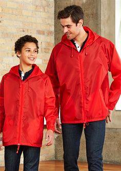 Unisex Base #Jacket. Hood with drawstring, elastic cuff and side pockets  #winterwear #jackets #clothing