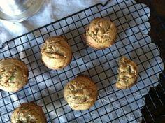 brown butter pumpkin seed cookie, via in jennie's kitchen