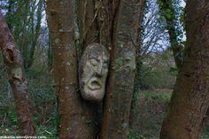 Tam gdzie straszy czyli Loftus Hall i jak mnie straszyło w Tintern Abbey Garden Sculpture, Outdoor Decor