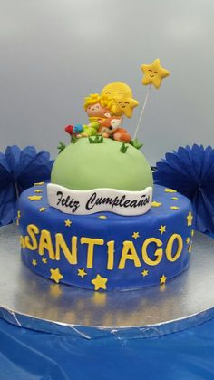 The Little Prince cake by ranzacake. @ranzacake Katy, TX.