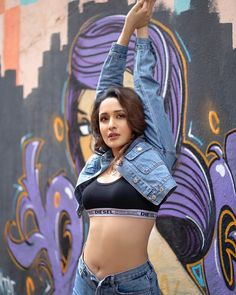 "Pragya Jaiswal on Instagram: ""#SundayMood 💜💙"" Pragya Jaiswal PRAGYA JAISWAL : PHOTO / CONTENTS  FROM  IN.PINTEREST.COM #BLOG #EDUCRATSWEB"