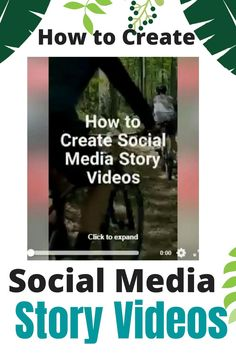 Affiliate Marketing, Social Media Marketing, Social Media Video, Digital Storytelling, Success And Failure, Story Video, Platforms, Knowing You, Budgeting