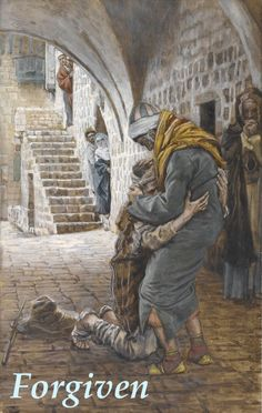 Giclee Print: The Return of the Prodigal Son, Illustration for 'The Life of Christ', by James Tissot : Catholic Art, Religious Art, Art Pictures, Art Images, Free Bible Images, Brooklyn Museum Of Art, Life Of Christ, Prodigal Son, Immaculate Conception