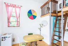 Lofted Tiny House in Austin, Texas for rent on Airbnb - Living Room
