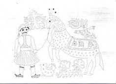 ...Το Νηπιαγωγείο μ' αρέσει πιο πολύ.: Σκίτσα από τα Ελληνάκια Spring School, National Days, 25 March, Special Day, Moose Art, Projects To Try, Arts And Crafts, Textiles, Peace