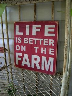 from FB - 'We Love Farming & Ranching'