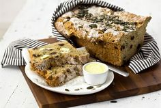 Banana Bread, Vegetarian Recipes, Desserts, Drinks, Kitchen, Veg Recipes, Drinking, Cooking, Beverages