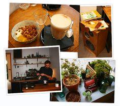 Black Market, coffee shop, 27 rue Ramey 75018 Paris