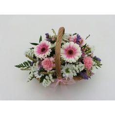 Kamo Florist - Pretty Posy Basket