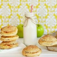 Recipe Submitted By: Savvy Saving Couple Click on the link below for the Mini Apple Pie Cookies Recipe!  Mini Apple Pie Cookies